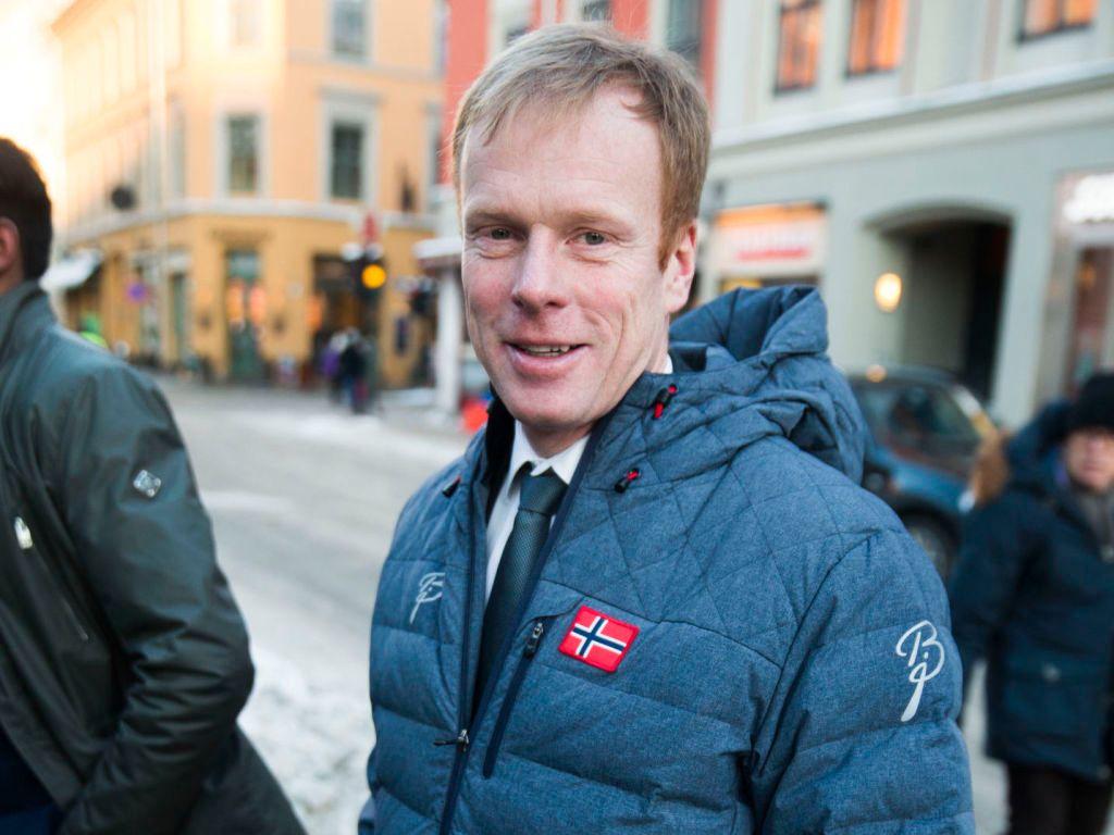 KLESSUKSESSEN KOSTER: Bjørn Dæhlie opplyser at han betaler rundt tre millioner kroner i året i formuesskatt.