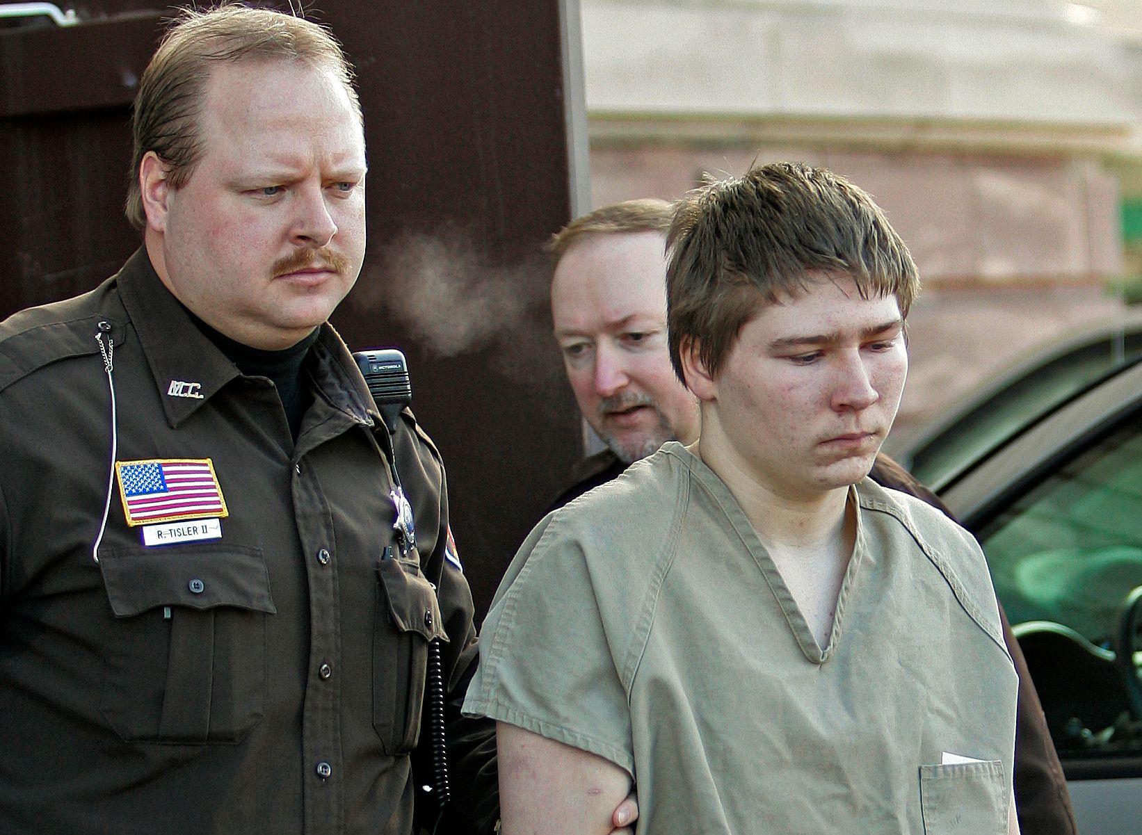 DØMT TIL LIVSTID: I 2006 ble 16 år gamle Brendan Dassey arrestert for å ha drept fotografen Theresa Halbach. Året etter ble han dømt til livstid i fengsel.