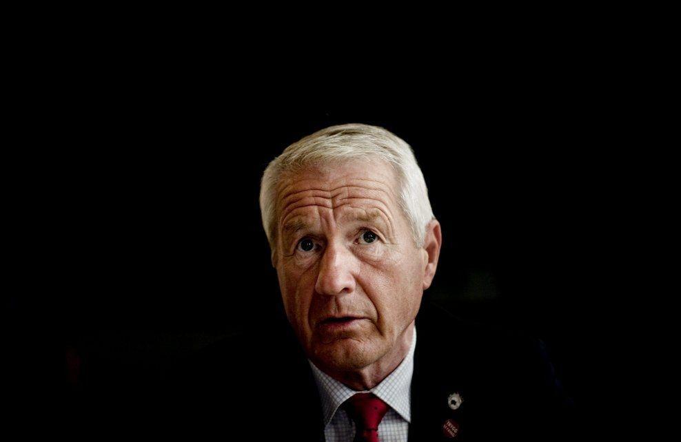 NOBEL-SJEF: Tidligere Arbeiderparti-leder og statsminister Thorbjørn Jagland er leder av Den norske nobelkomité. Inntil videre. Foto: EIVIND GRIFFITH BRÆNDE