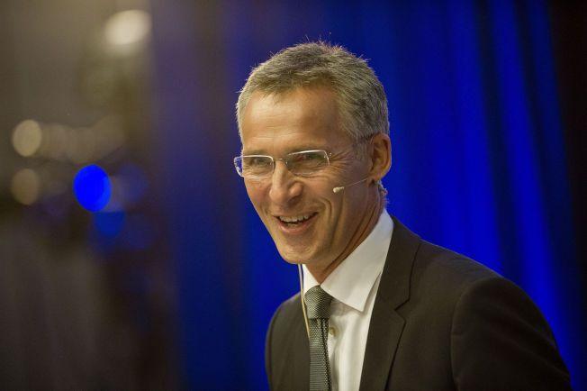 NY KLIMARAPPORT: Vi må ikke la oss deprimere. VI må la oss inspirere, sier Jens Stoltenberg til VG etter at han la fram sin ferske klimaraapport tirsdag.