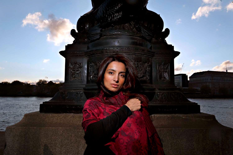 NOMINERT: Deeyah Khan er nominert for filmen «Jihad: A british story», og nå skal det feires.