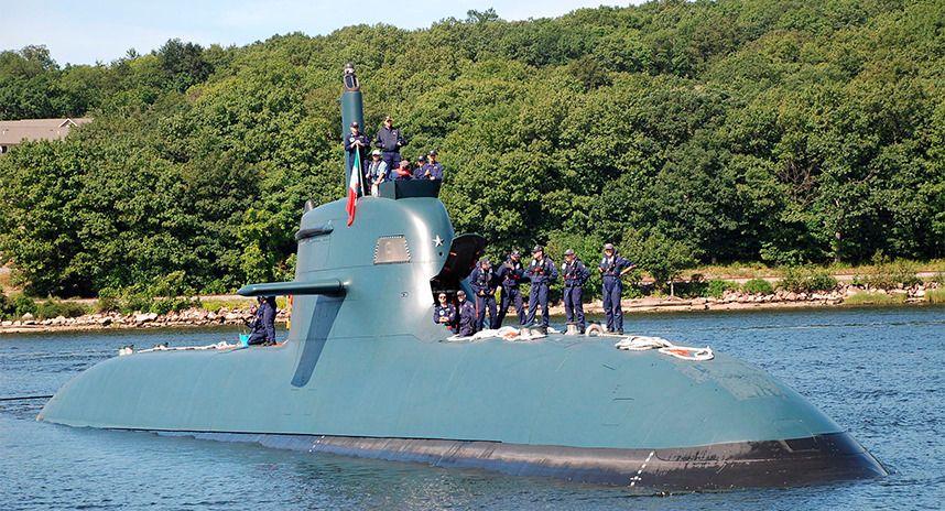 FAVORITTEN: En versjon av 212-klassen fra tyske Thyssen Krupp er en av to finalister til å bli Norges nye ubåter. Med regjeringens forslag til Langtidsplan for Forsvaret er beslutningen ett skritt nærmere realisering.