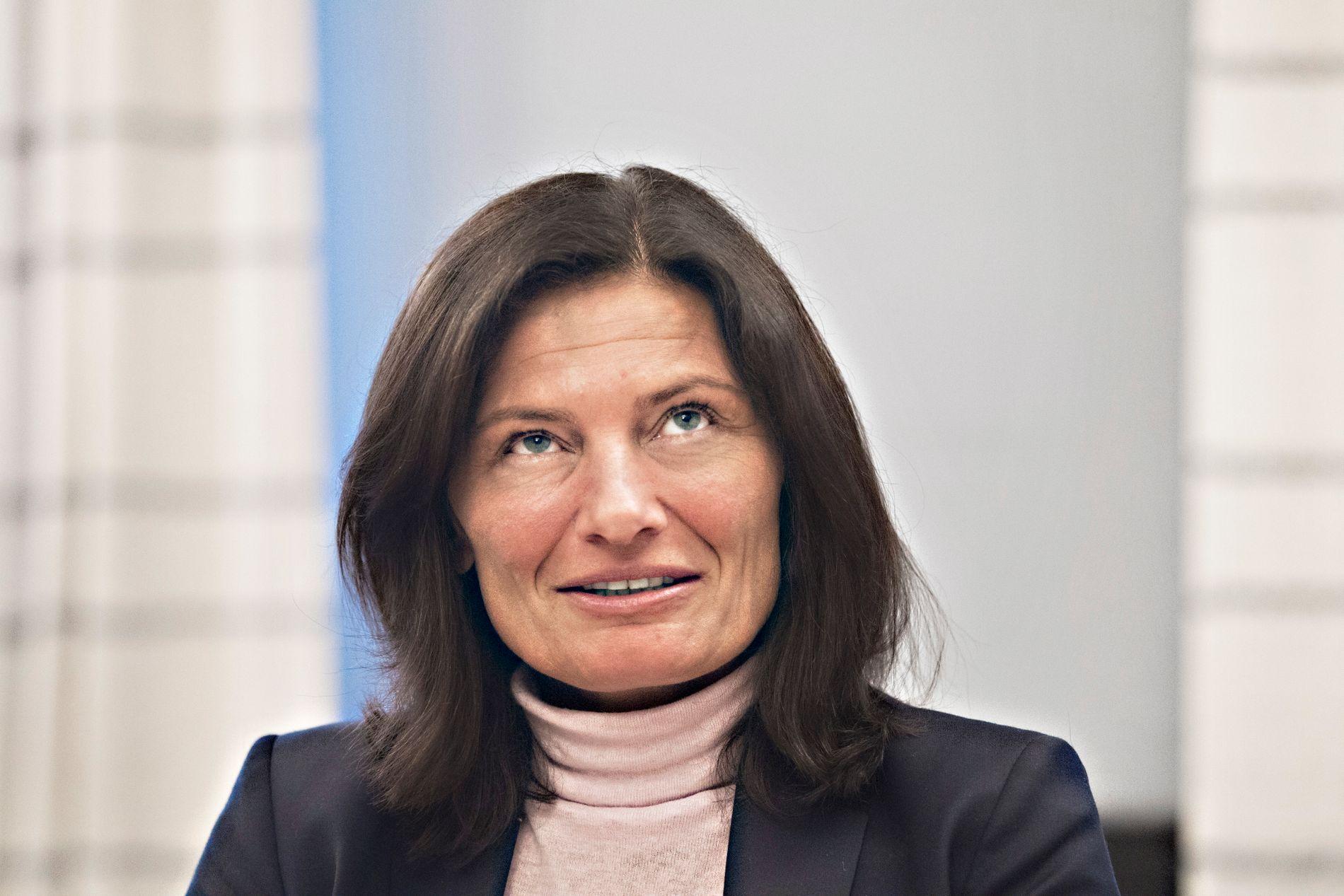 JOBBER PÅ SPRENG: IMDI jobber nå på spreng for å løse utfordringene i kommunene. «Vi sitter ikke med noen total oversikt over om det påløper noen ekstrakostnader eller i så fall hvilke ekstrakostnader som påløper», sier direktør Libe Rieber-Mohn.