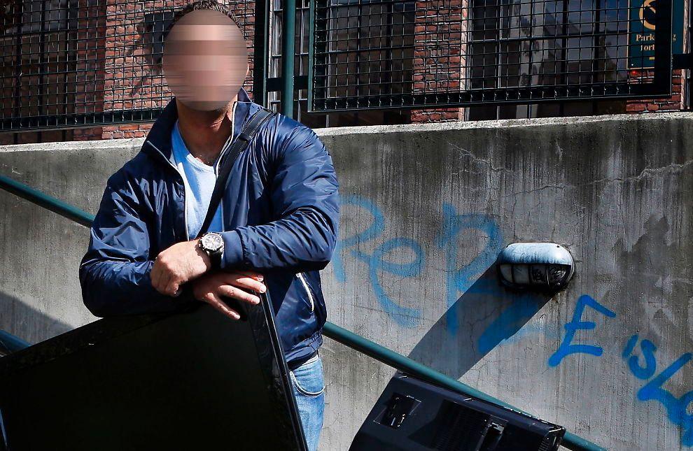 DRAPSSIKTET: 33-åringen fremstår som en notorisk kriminell. Nå er han tiltalt igjen, samtidig som han er siktet for et drap og et drapsforsøk.