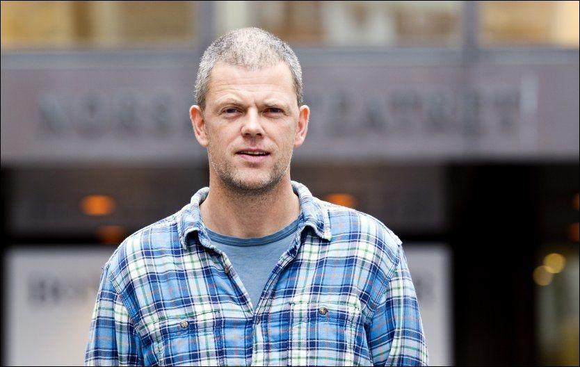 FOLKEKJÆR KOMIKER: Are Kalvø (43). Foto: NTB Scanpix