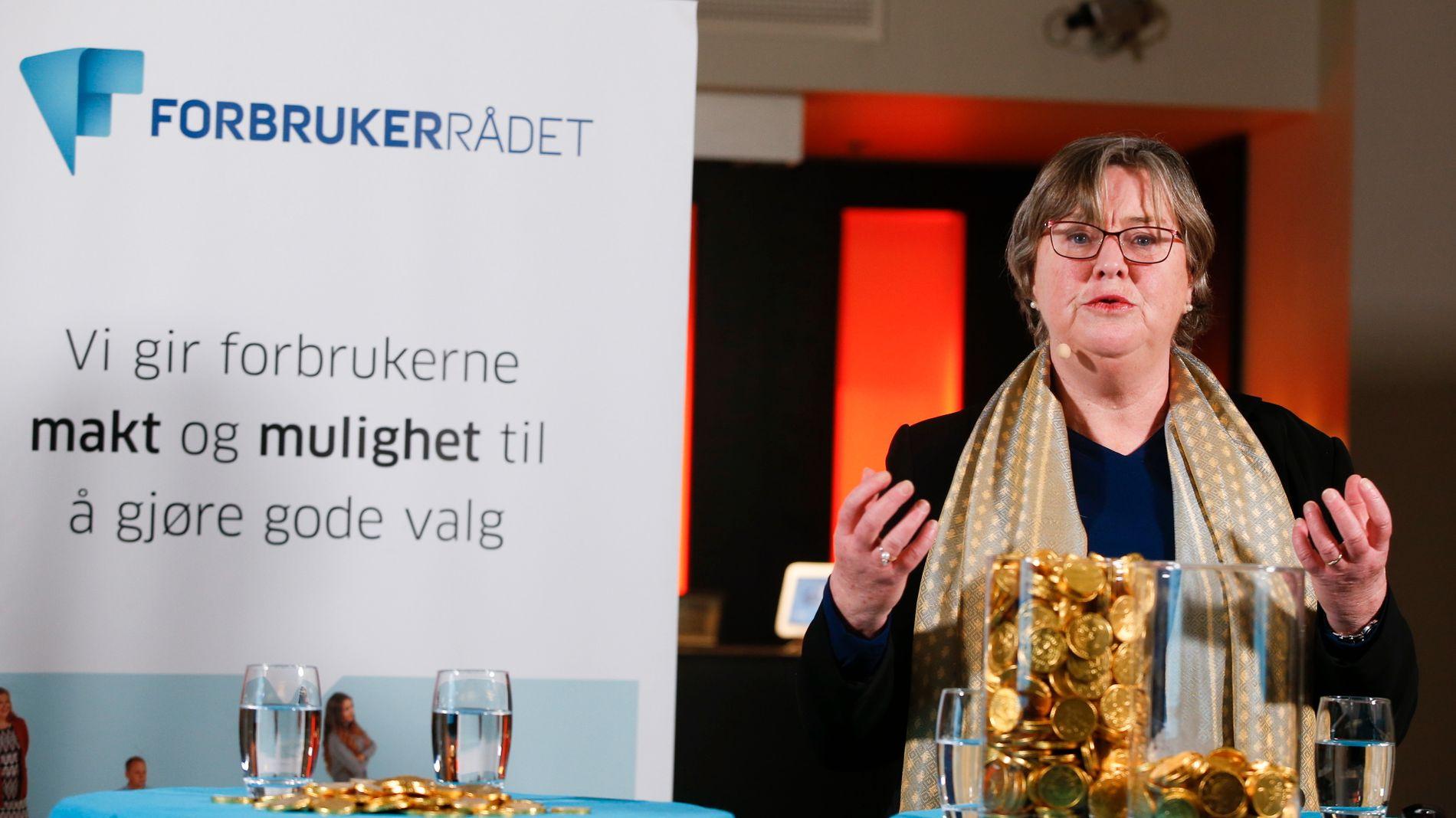 IKKE RART: Elisabeth Realfsen i Finansportalen og Forbrukerrådet forstår at mange er bekymret.