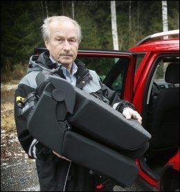 SJEKK OG SHOP: Det anbefaler teknisk konsulent i NAF, Dag Edvardsen. Foto: Jan Petter Lynau