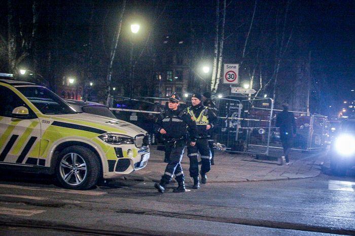 KNIVSTIKKING: Birkelunden, der knivstikkingen skjedde, er et område med mange utesteder og restauranter.