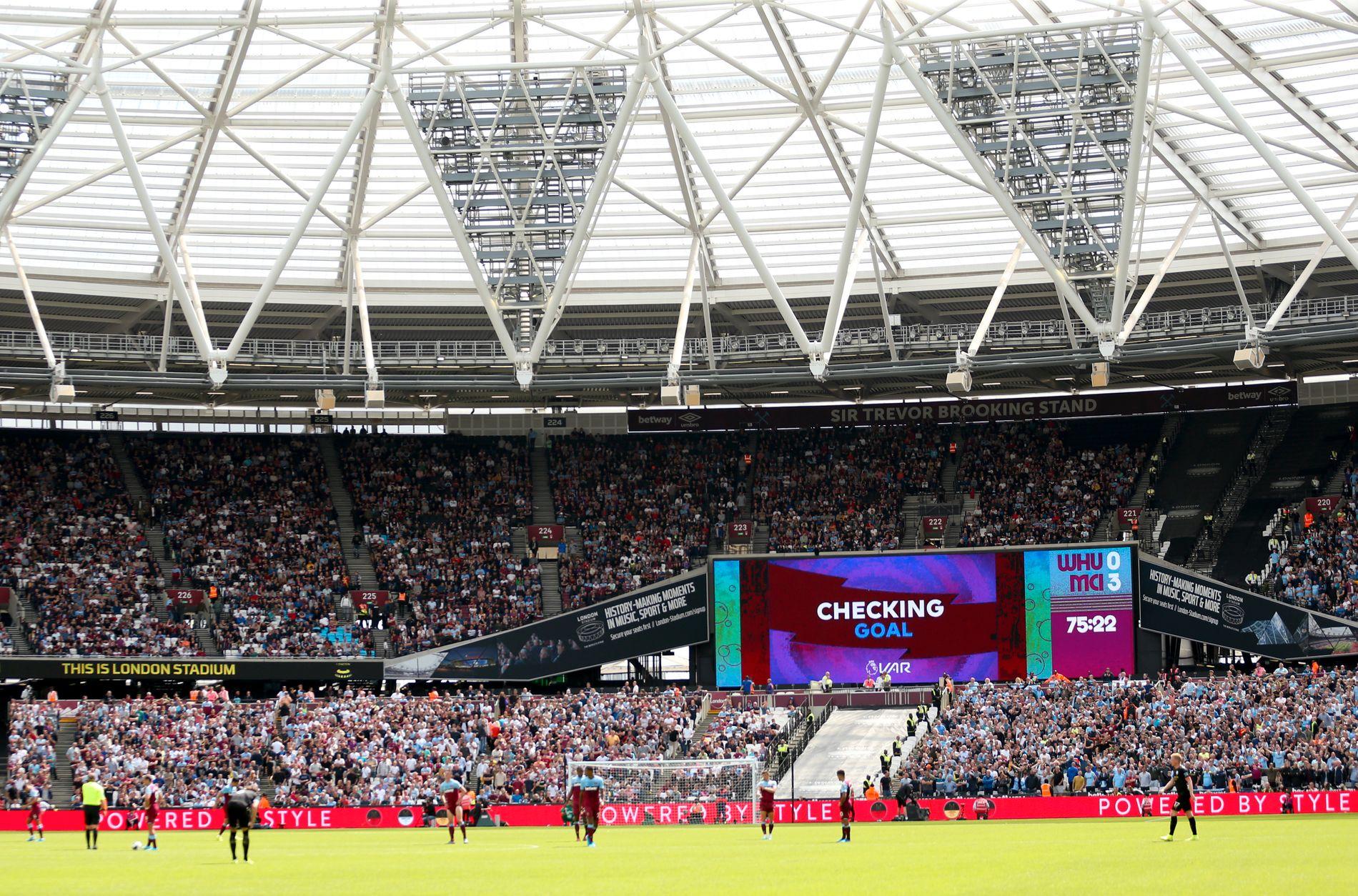 VAR ble anvendt i tre avgjørende situasjoner mellom West Ham og Manchester City. Alle endte med rett konklusjon.