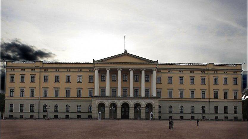 a2be2004 Kongehusekspert: Slottsplassen er en skam