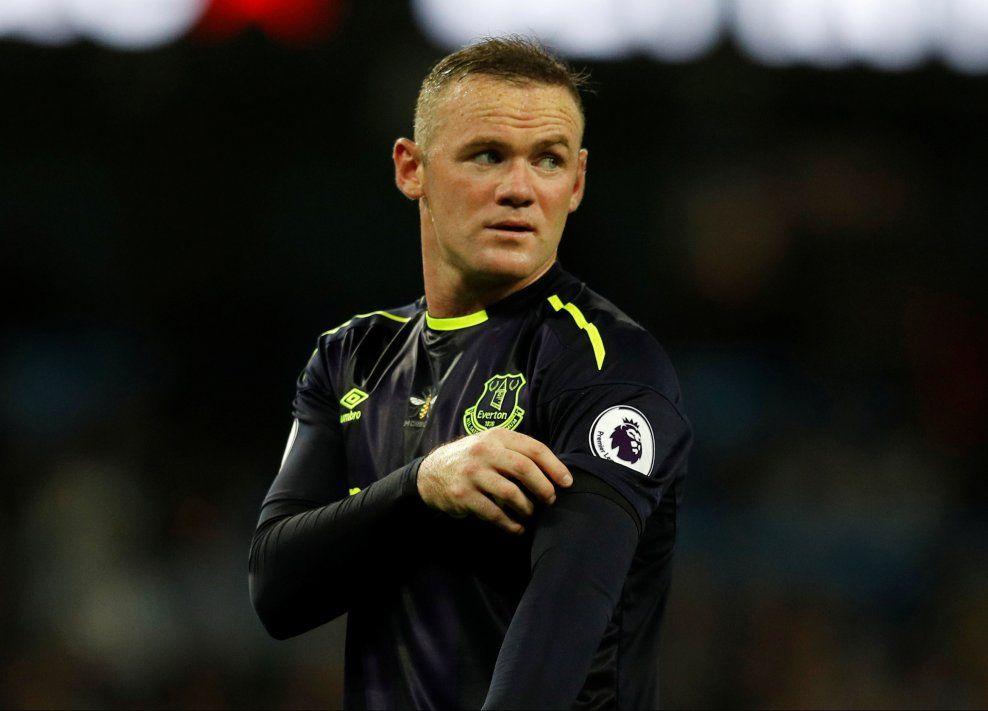 I TRØBBEL: Dersom den britiske avisen The Mirror har rett, var Wayne Rooney i kontakt med politiet torsdag.