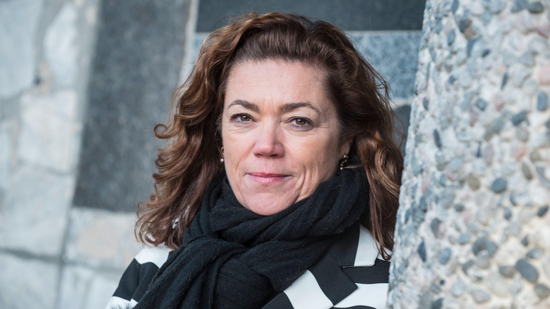 KJEMPEMULIGHET: NHO-direktør Kristin Skogen Lund ser frem til en normalisering av forholdet til Kina.
