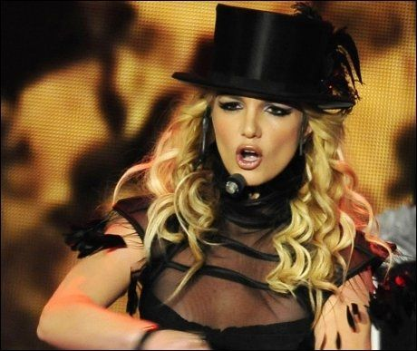 SLÅR TILBAKE: Britney Spears (28) og hennes management tar et oppgjør med ryktene rundt superstjernen Foto: AFP