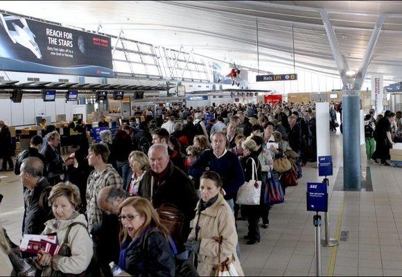Fly-Norge holder pusten - frykter mer kaos
