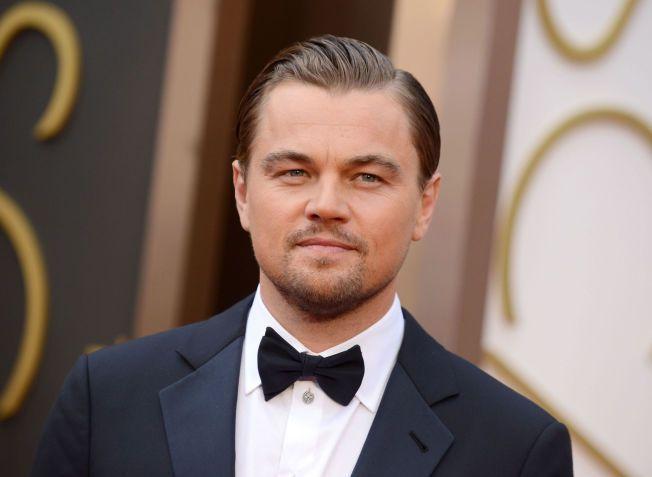 MILJØFORKJEMPER: Leonardo DiCaprio har jobbet for å redde planeten siden 1998.
