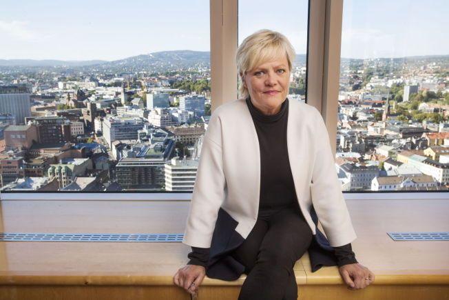 DYRE RÅD: Kristin Halvorsen står overfor en rekke etisk krevende debatter som leder av Bioteknologirådet. Hennes råd veier tungt for helseminister Bent Høie (H), når han skal evaluere bioteknologiloven innen 2016.