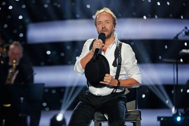RØK UT: Øystein Wiik trakk det korteste strået under lørdagens episode av «Stjernekamp», og måtte dermed forlate konkurransen for andre gang denne høsten.