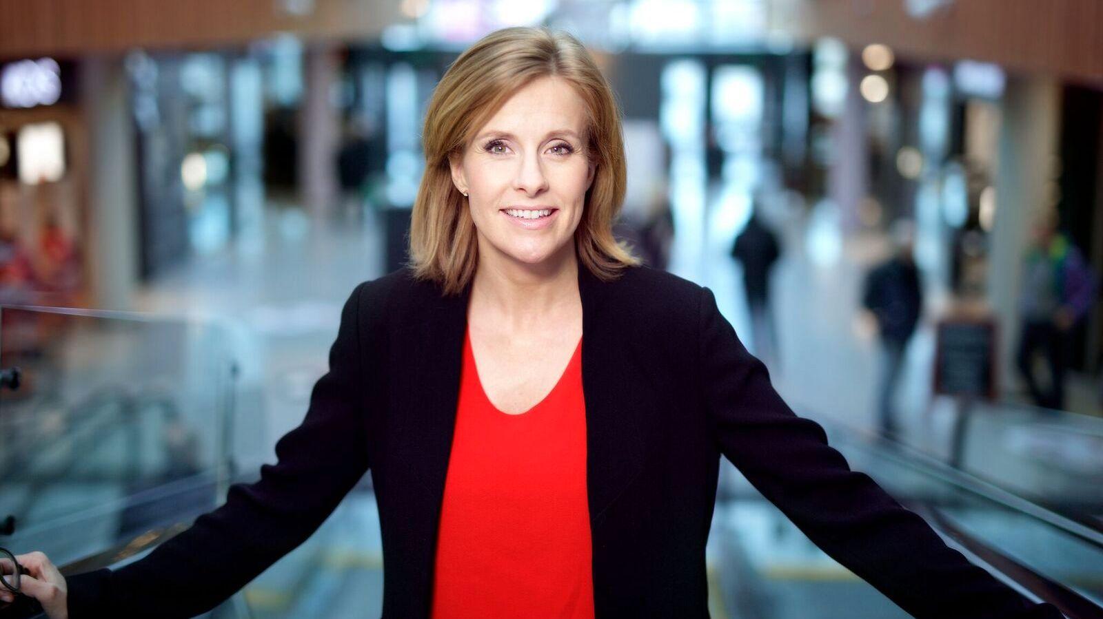 BEKYMRET: Forbrukerøkonom Kristina Picard i Storebrand mener folk flest har for mye gjeld.