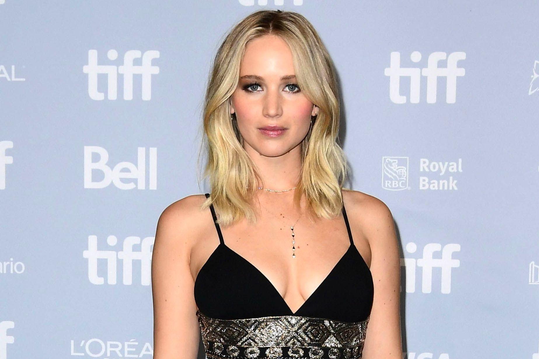 PAUSE: Skuespiller Jennifer Lawrence har besluttet at hun ikke vil spille i noen filmer de neste to årene.