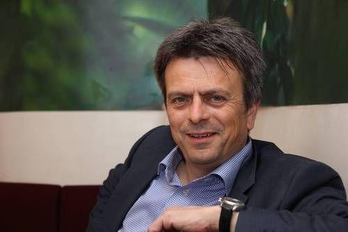 MEDIESJEFEN: Stefan Lampinen er administrerende direktør i Warner Brothers Entertainment Nordics.