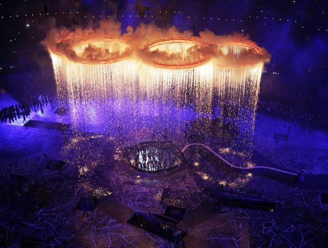 SÆRPREG: - Alle OL er ulike og har sitt særpreg. Se på forskjellen mellom sommer OL/PL i Beijing i 2008 og sommer-OL/PL i London (bildet) i 2012. Eller se på forskjellen mellom vinter-OL på Lillehammer i 1994 og i Sotsji i 2014, skriver kronikkforfatterne.
