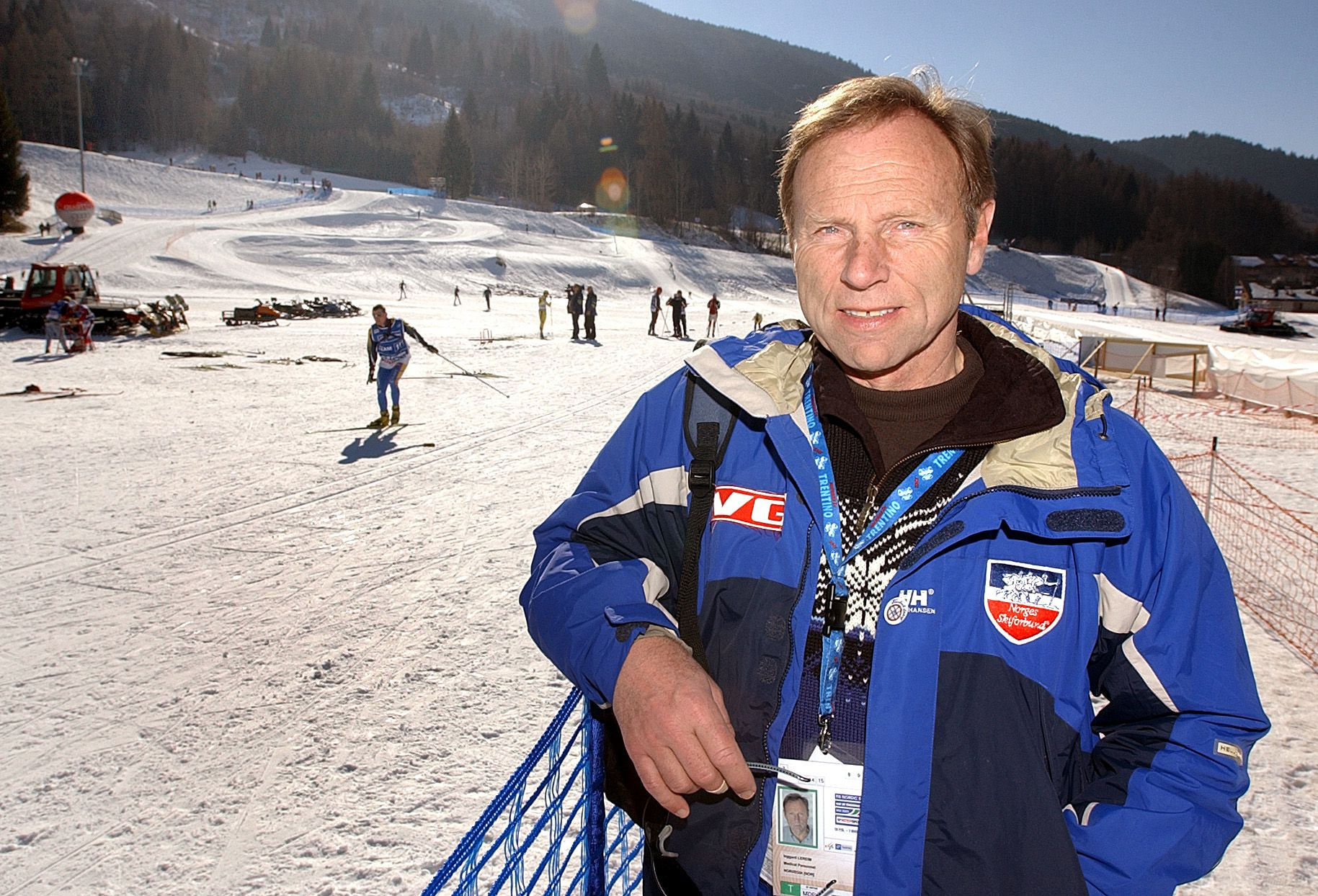 SKI-LEGE: Inggard Lereim reagerer voldsomt på at Norge tilbyr astmamedisin til friske langrennsløpere.