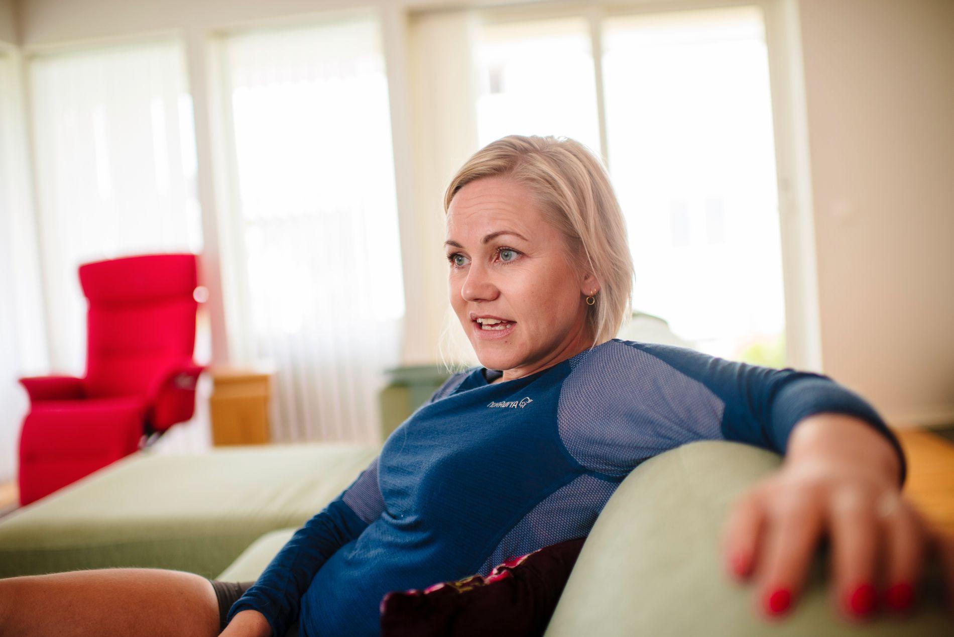 PSYKISK HELSE: Helsepolitisk talsperson Ingvild Kjerkol i Arbeiderpartiet holder fast på at det behøves en egen handlingsplan for eldres psykiske helse.