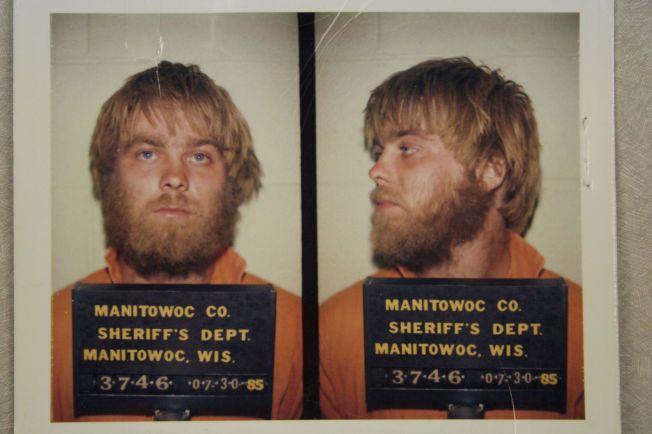 DØMT FOR VOLDTEKT HAN IKKE BEGIKK: Steven Avery fra da han ble arrestert i 1985.