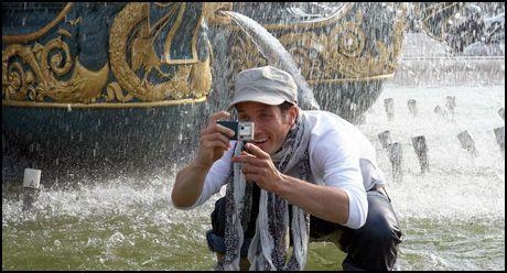 Det finnes flere måter å sende bilder fra mobilen på. (Foto: Sony Ericsson)