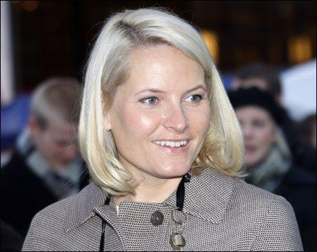 KAN VINNE: Kronprinsesse Mette-Marit er nominert til Spellemann. Foto: Scanpix