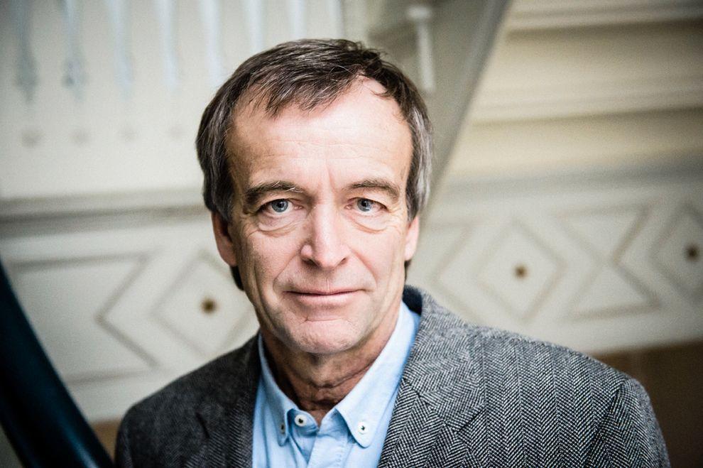 HAR VISST OM DETTE LENGE: Forbundsleder Knut Alfsen forteller at norske filmorganisasjoner går sammen om å undersøke seksuell trakassering, forrige undersøkelse ble gjort i 2010.