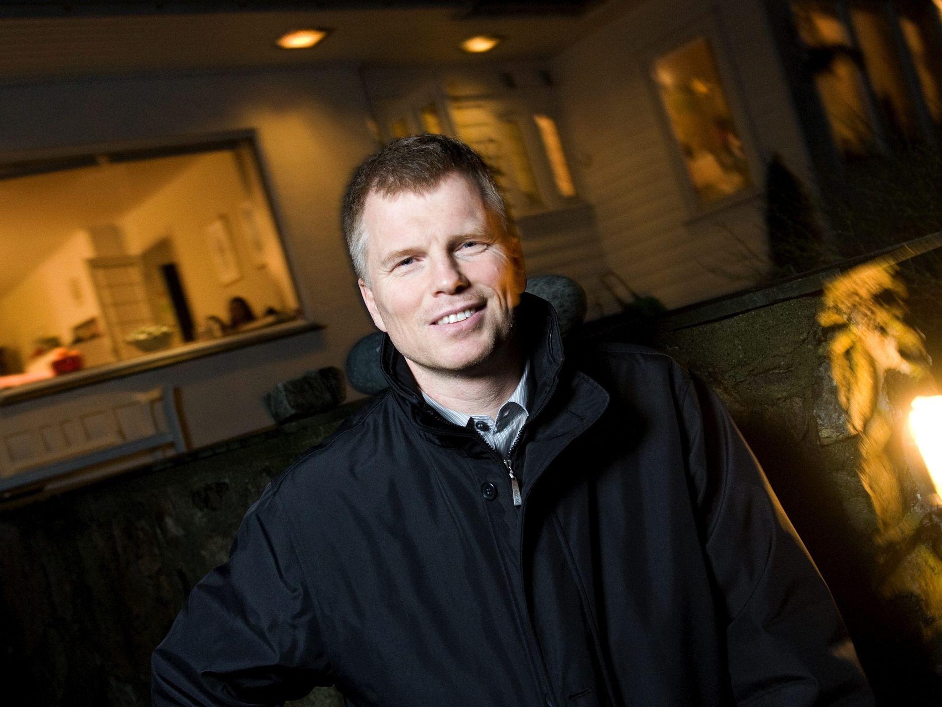 SER VIDERE FALL: NHH-professor Ola H. Grytten tor ikke Norges laveste boliglånspris i historien ennå er nådd.