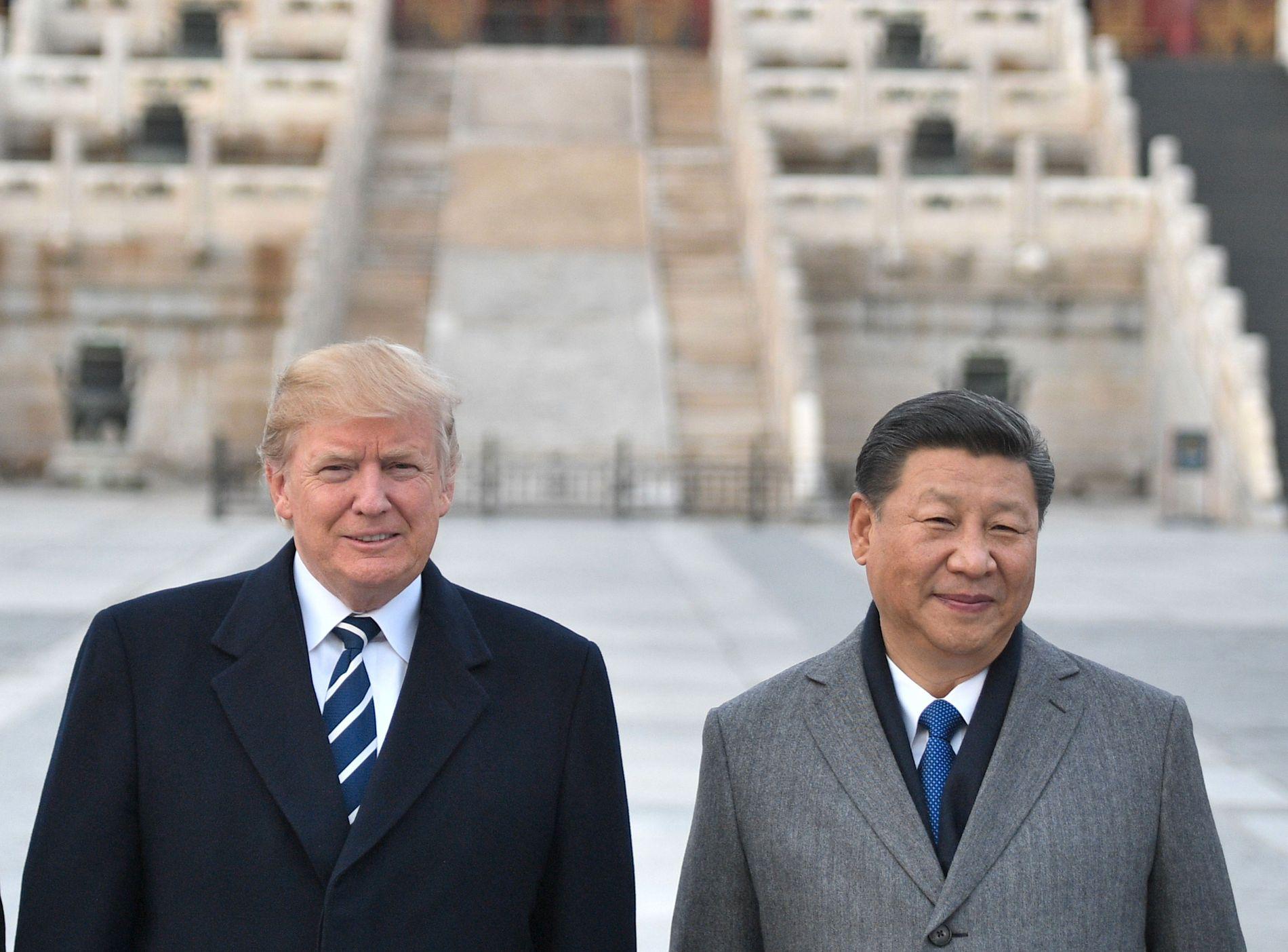 HANDELSKRIG: Trump økte tollen på importerte solcellepaneler. Tollen skulle straffe Kina, men dette vinner hverken Kina, amerikanske borgere eller verdenssamfunnet på, skriver Sondre Hansmark.