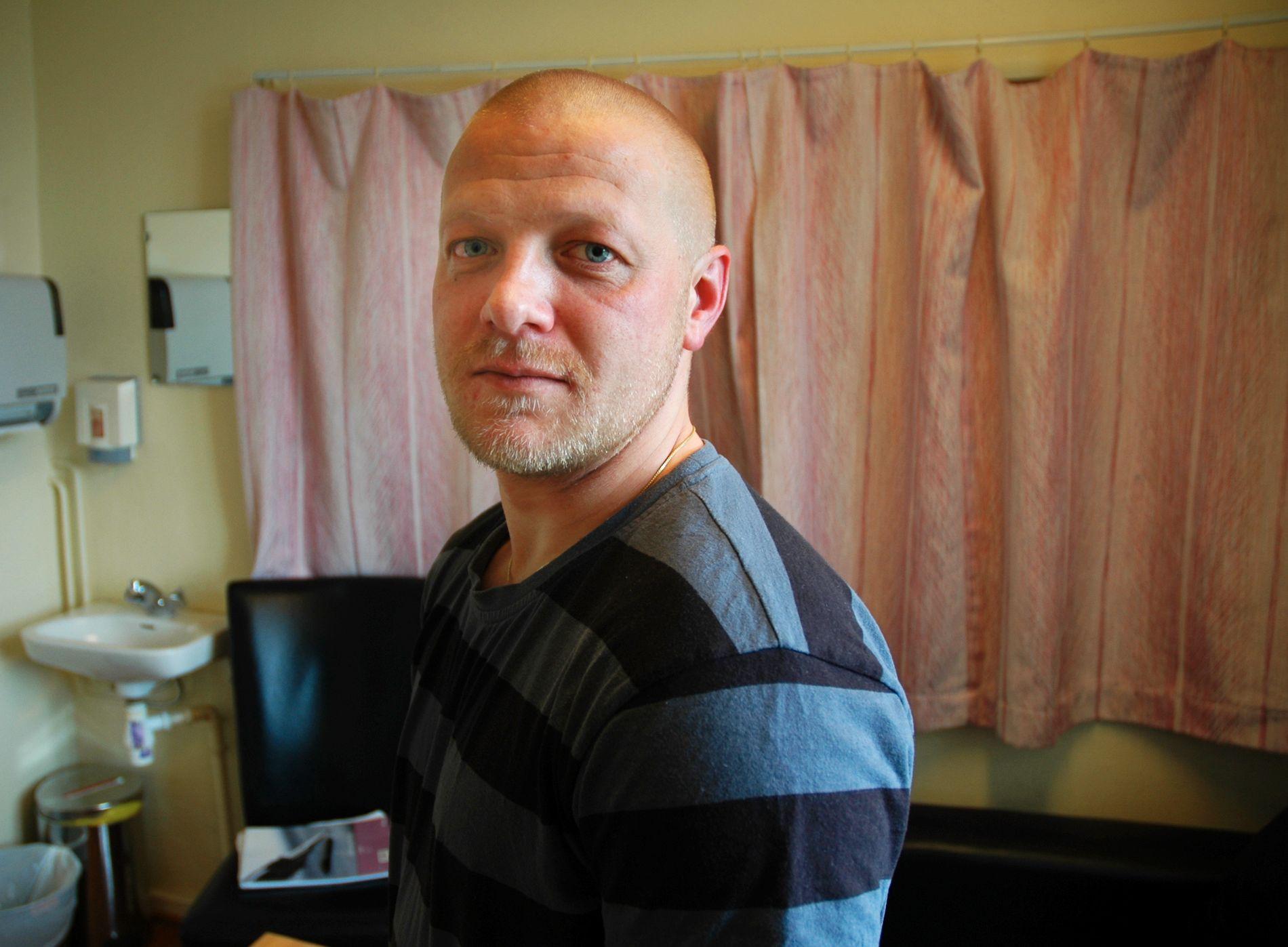 DRAPSDØMT: Viggo Kristiansen ble i 2002 dømt til 21 års forvaring for voldtekt og drap på to små jenter i Baneheia i Kristiansand den 19. mai 2000.
