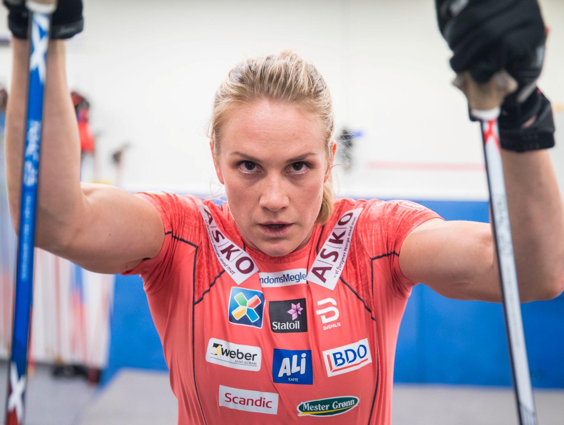 FIRE MÅNEDER IGJEN: Birgit Skarstein (28) vant nylig VM-gull i roing. Neste helg er hun klar for den nasjonale langrennsåpningen på Beitostølen. I mars neste år skal hun stake for gull i Paralympics.
