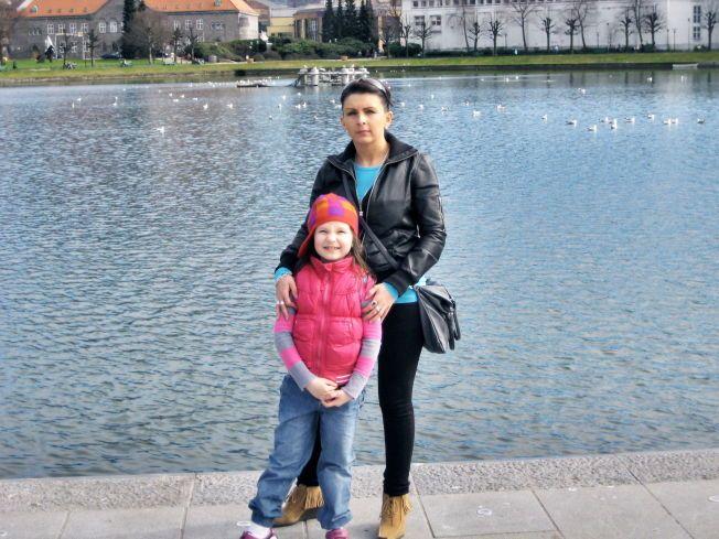 DREPT: Monika Sviglinskaja (8) som ble kvalt og drept 14. november 2011. Mamma Kristina (32) har siden kjempet for å få saken gjenopptatt.