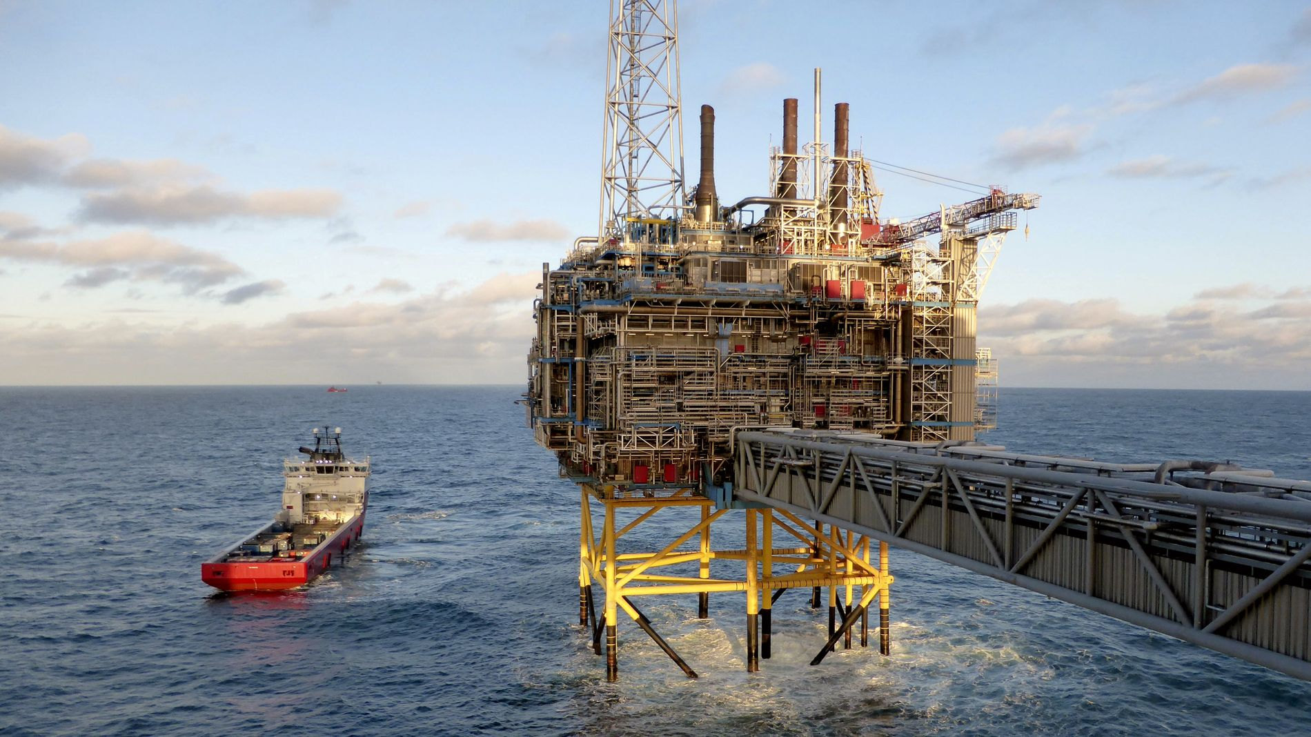 FORHANDLER: ExxonMobil forhandler med Vår Energi om en avtale rundt salg av sine eierandeler på norsk sokkel.