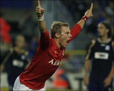 VIKING-KLAR: Patrik Ingelsten tror Viking-oppholdet blir en sportslig og sosial opptur. Foto: Reuters