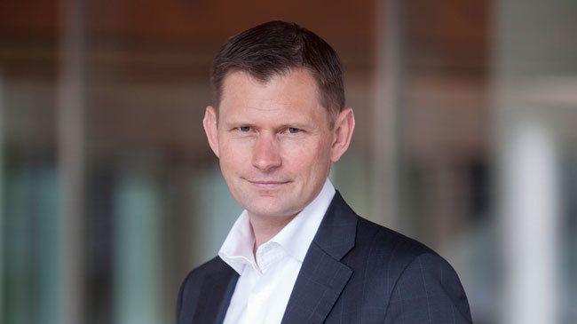 VAR INVESTINOR-SJEF: Haakon Jensen ledet det statlige investeringsfondet som engasjerte Kina-hjelper Chris Rynning i stillingen som industriell rådgiver i 2016.