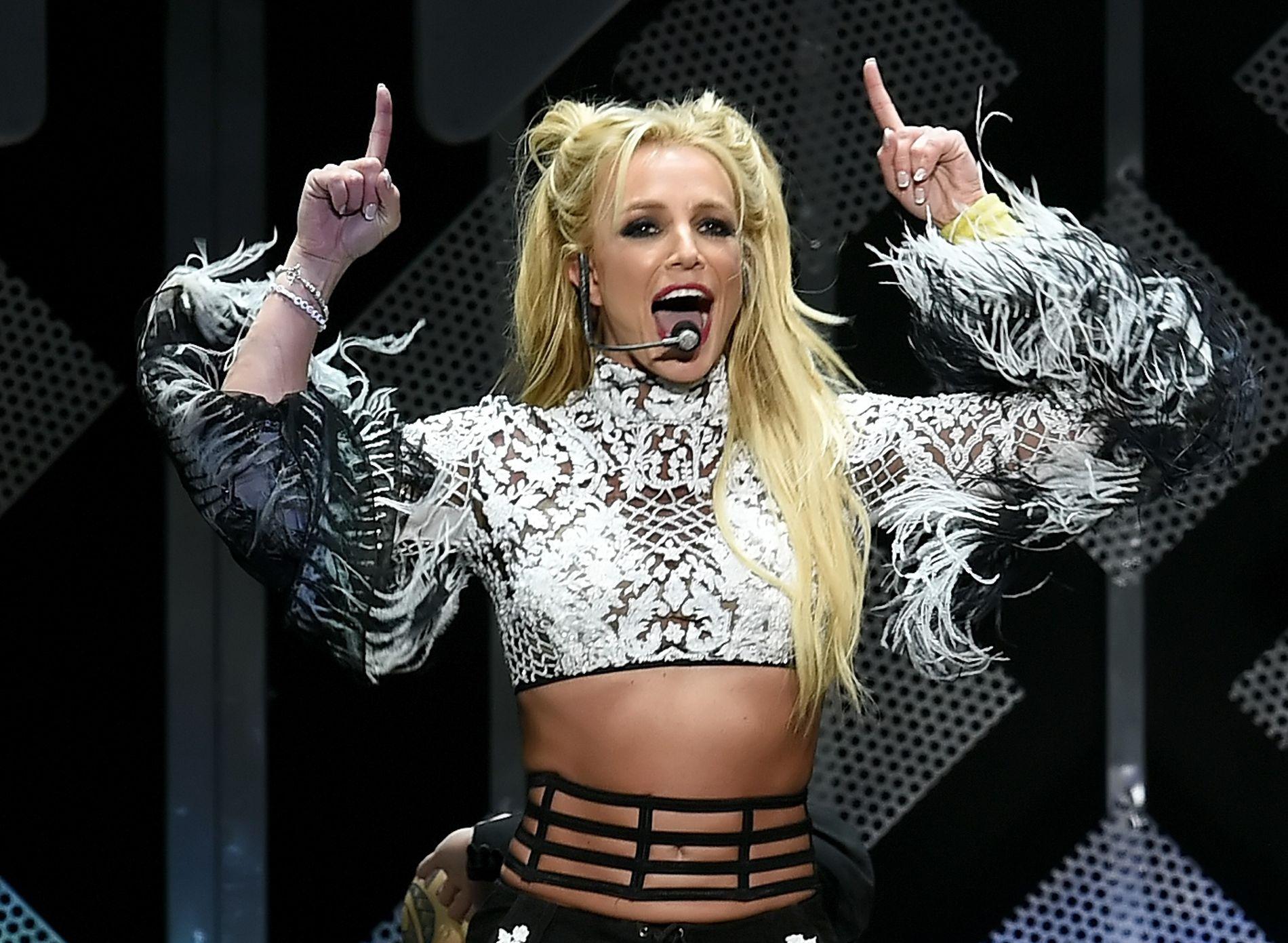 NORGESAKTUELL: Britney Spears gjør norgescomeback 10. august.