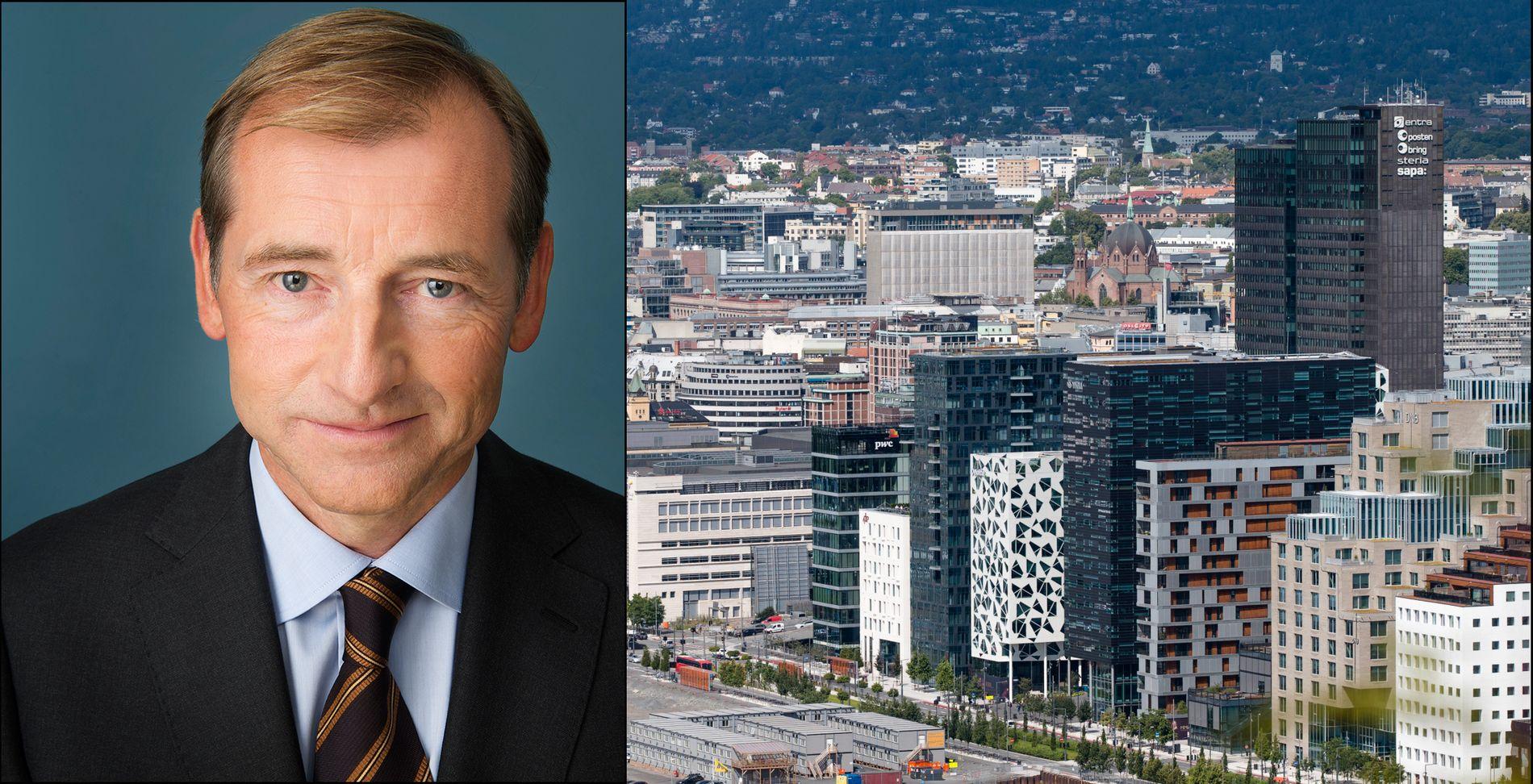 SKJØRE MARKEDER: Carl O. Geving, administrerende direktør i NEF, mener Finanstilsynets forslag om nye innstramminger i boliglånsforskriften kan sparke bena under noen av markedene i landet.