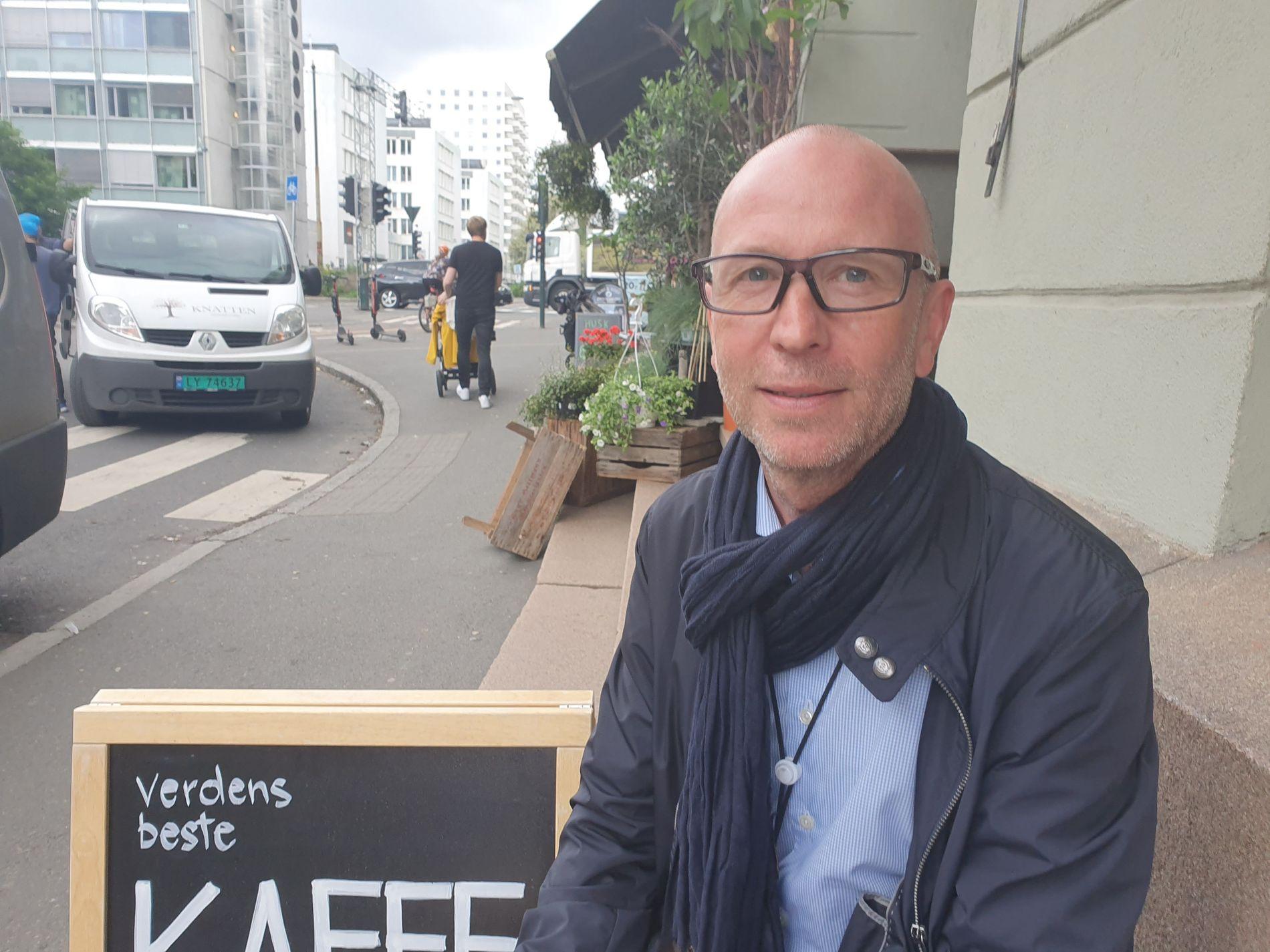 REGION SØR-LEDER: Terje Johnsen er svært kritisk til Harald Tiedemann Hansens handlemåte i forbindelse med VM i Bergen.