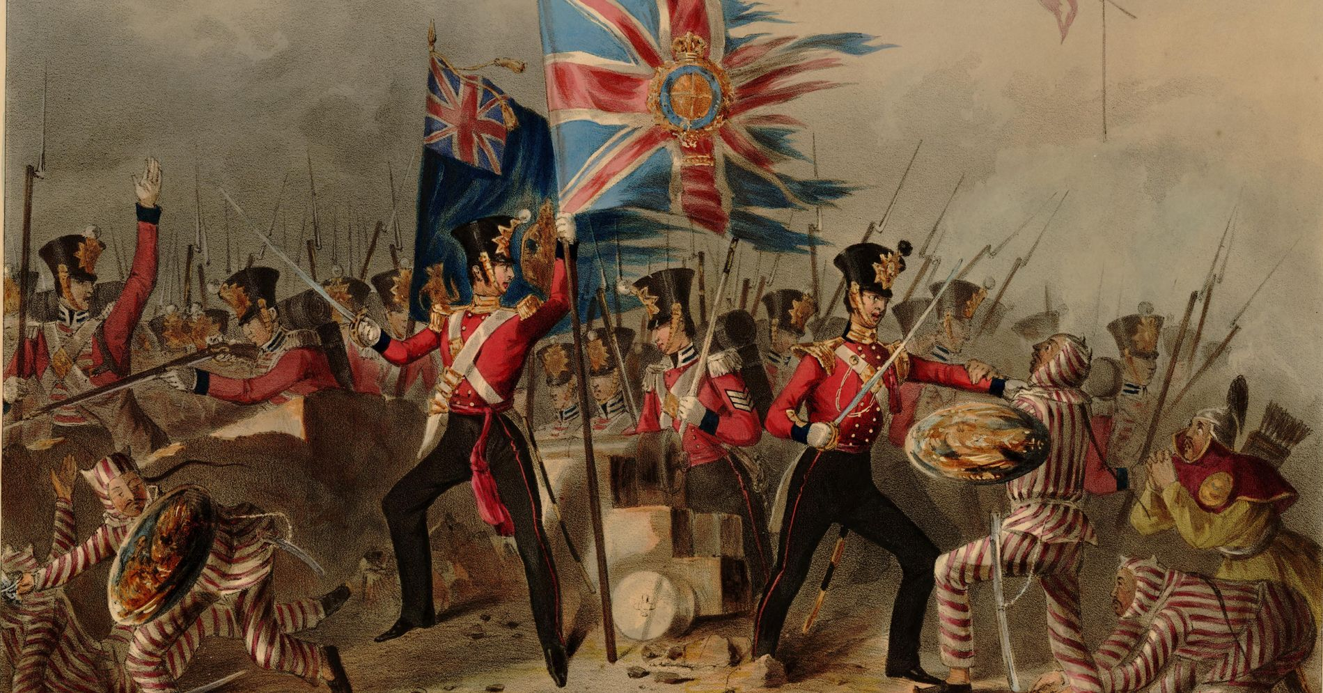 Opiumskrigen som sikret britene Hongkong – E24