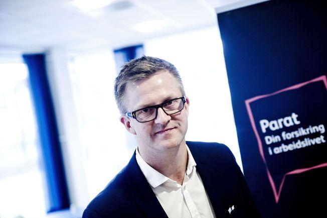 KJEMPER FOR PILOTENE: – Hvis Norwegian avvikler datterselskapet for å bli kvitt tariffavtale med sine piloter, blir dette oppfattet som fagforeningsknusing, sier han Erik Skjæggerud.