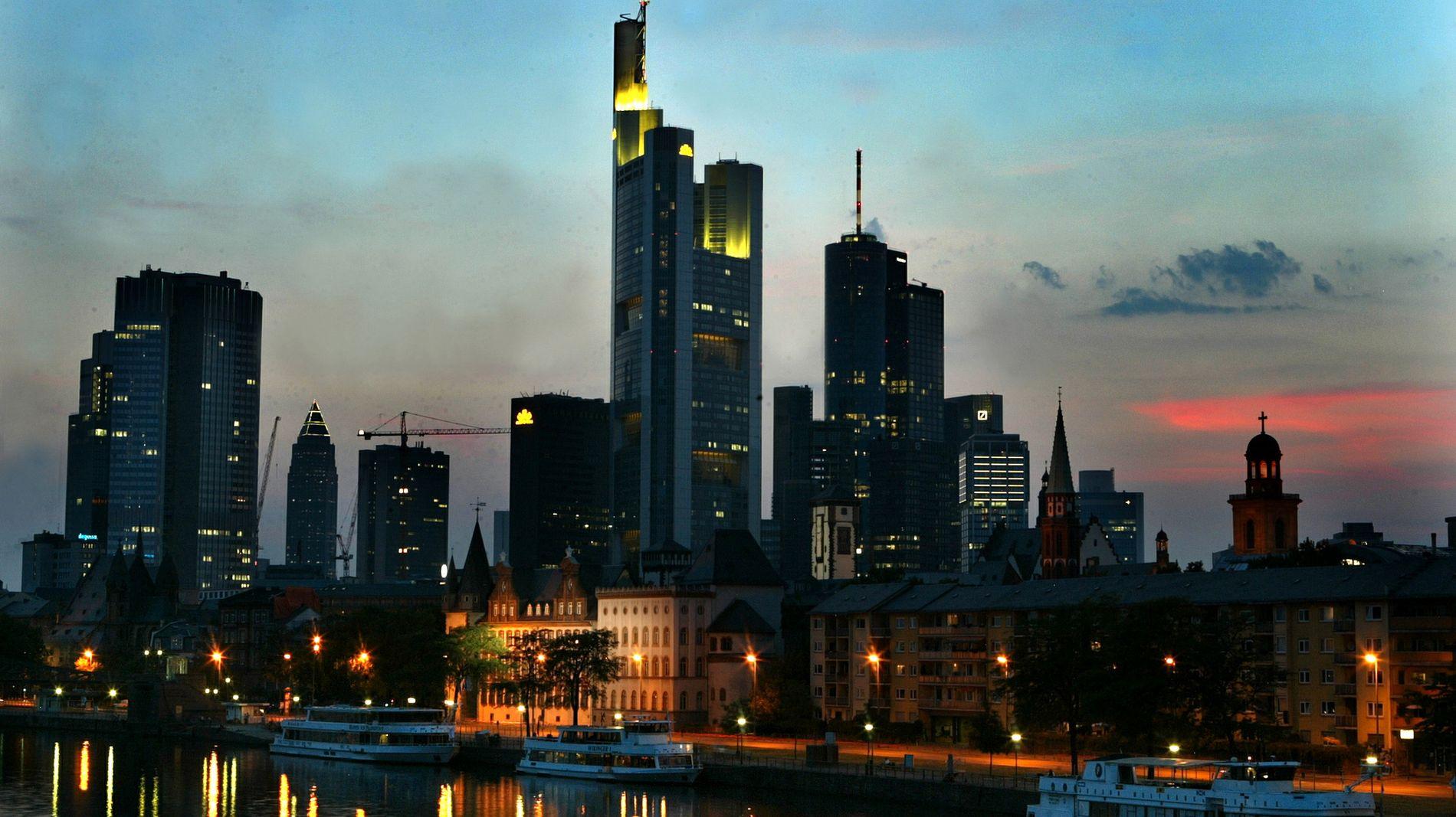 STÅR KLARE: En lobbygruppe i Frankfurt forventer at opp mot 10.000 finansfolk fra London flytter til byen som en konsekvens av Brexit.