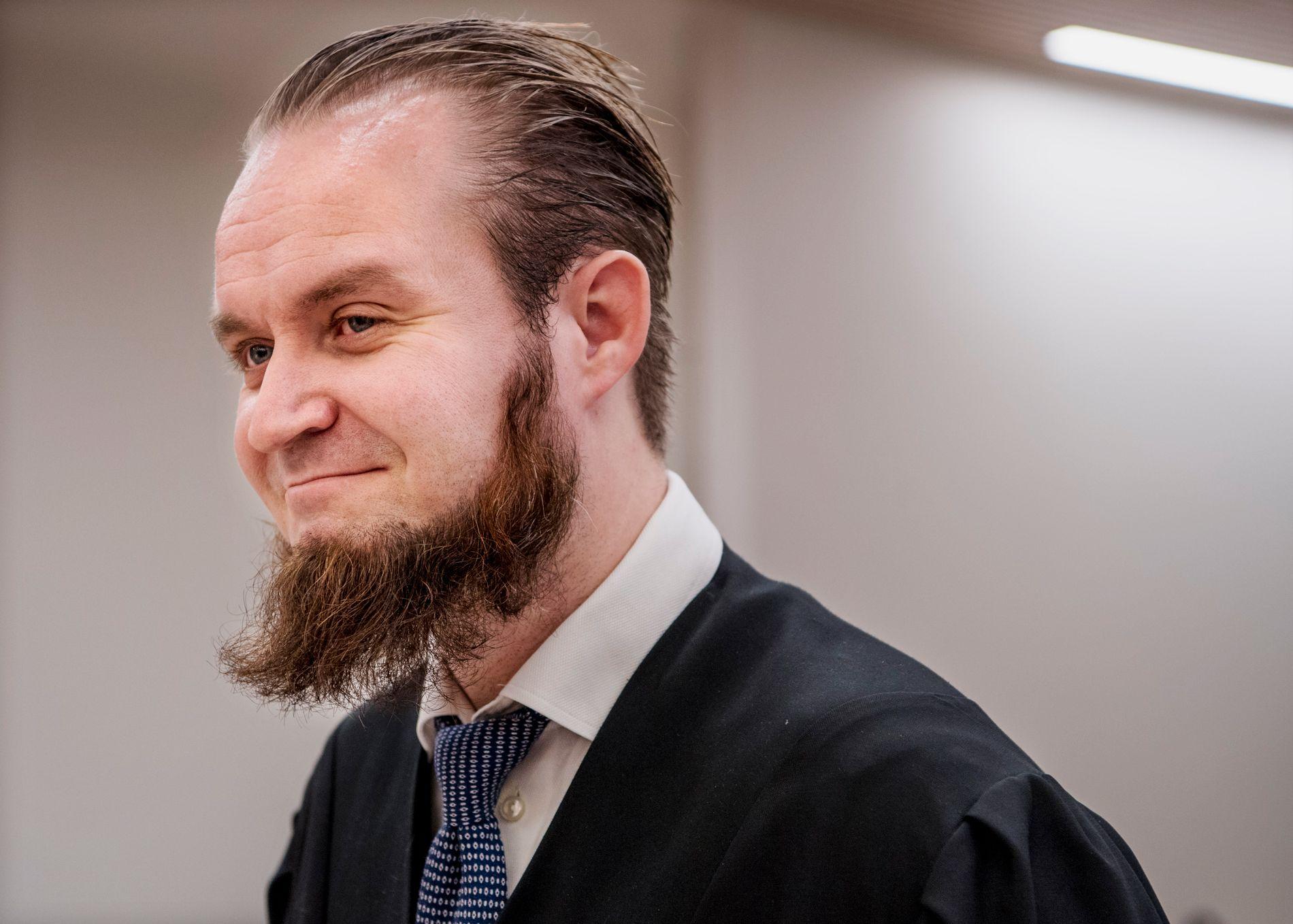 ADVOKAT: Nils Christian Nordhus bistår kvinnen og familien.