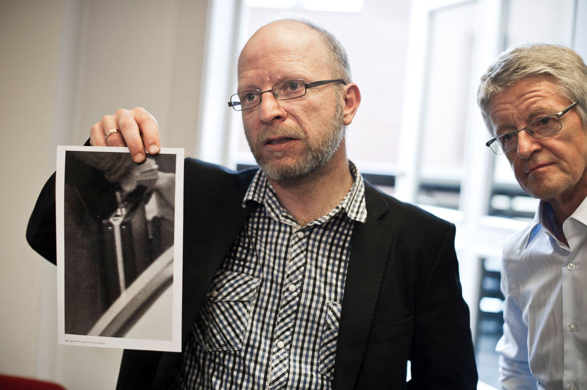 AVSLØRT:  Geir Selvik Malthe-Sørenssen (52) er blant annet tiltalt for grovt bedrageri mot advokat Harald Stabell. I 2013 skal han ha brukt en falsk kreftdiagnose for å få en halv million kroner i lån fra advokaten
