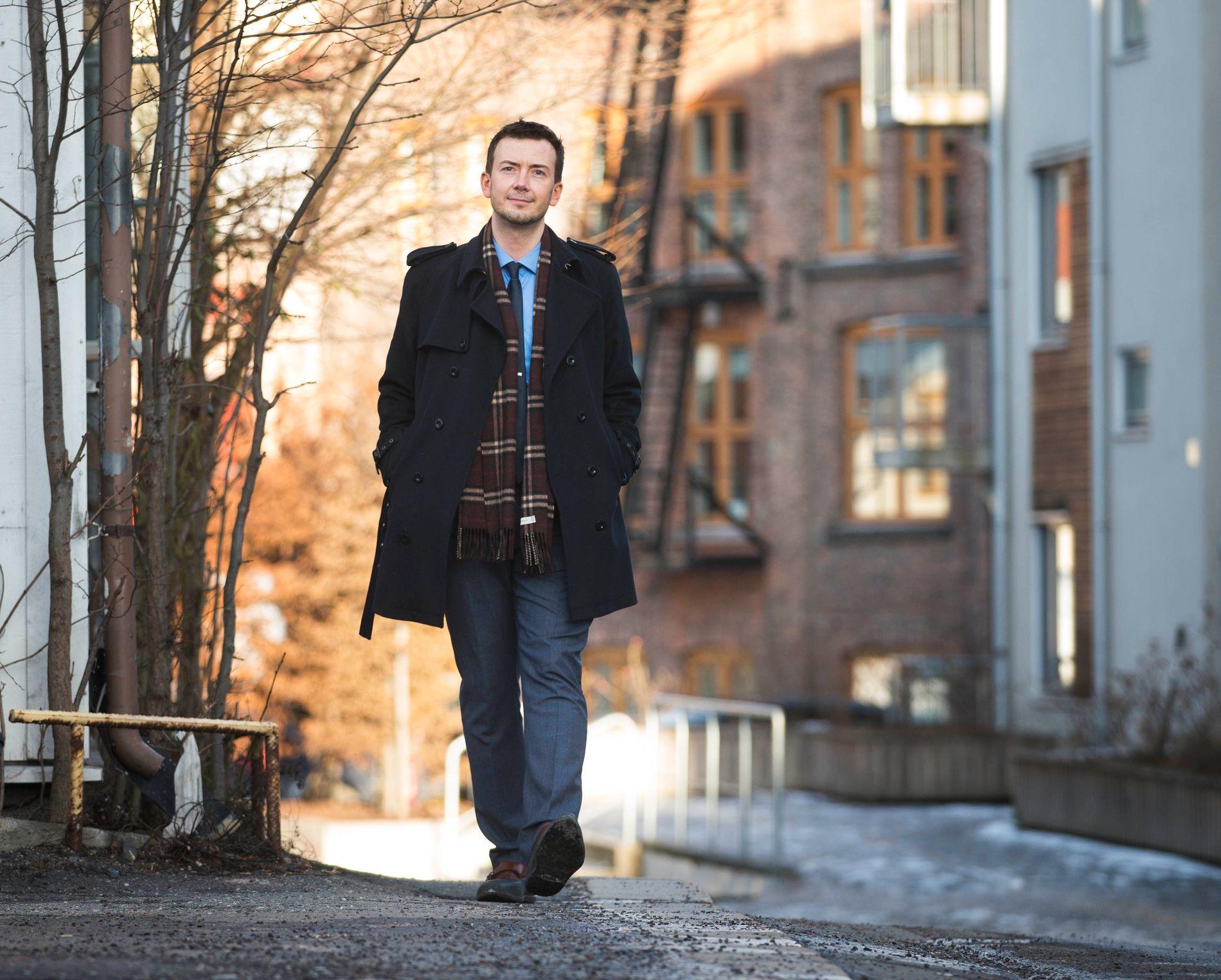 PARADOKS: Kent Gudmundsen i Høyre mener Ap bevisst går inn for å være utydelige.