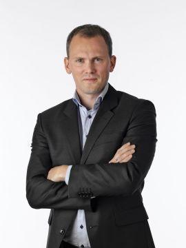 Christian Sæterhaug i Gelato Group