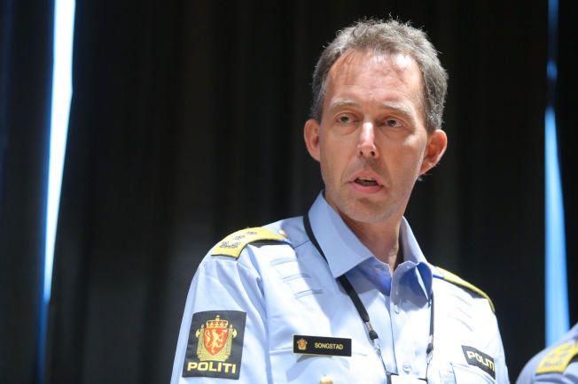 VEDVARENDE TRUSSELBILDE: Kaare Songstad, avdelingsdirektør beredskap og krisehåndtering i Politidirektoratet, sier til VG at trusselbilde mot Norge vedvarer, men innrømmer at beredskapen blir lavere med den nye bevæpningsordningen.